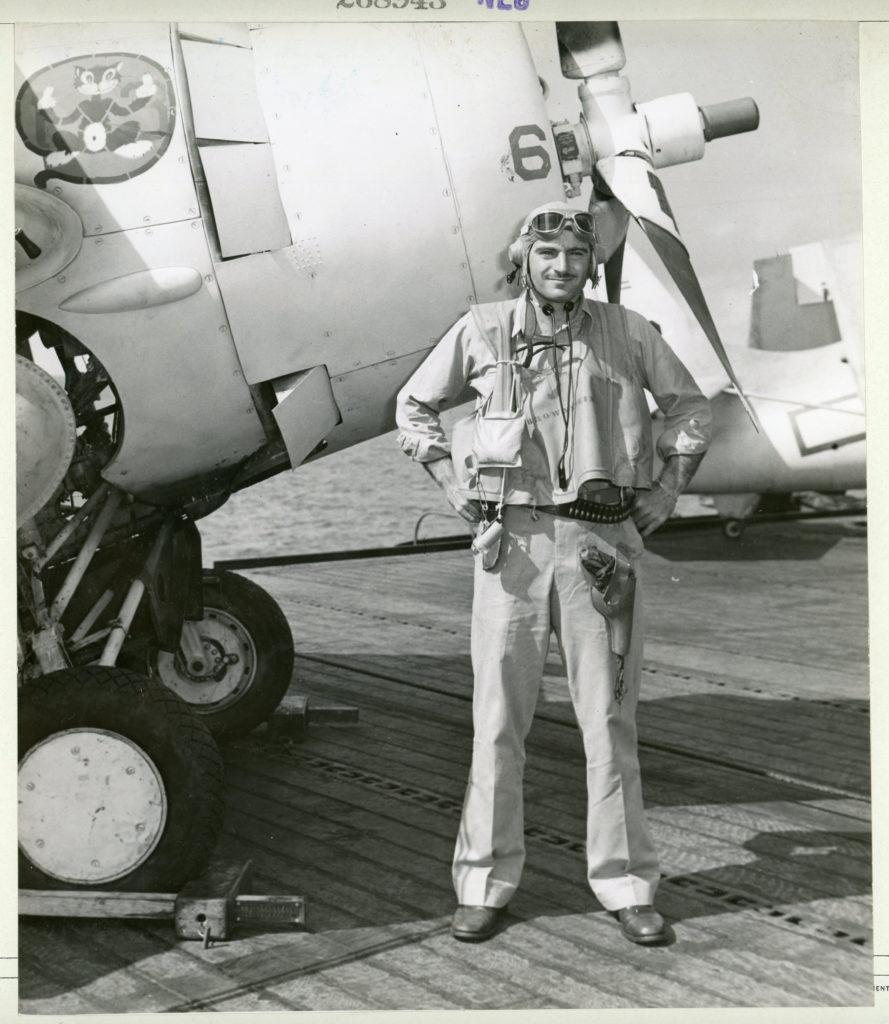 Brownstein, Julius R Lt JG 80-G-268943 600