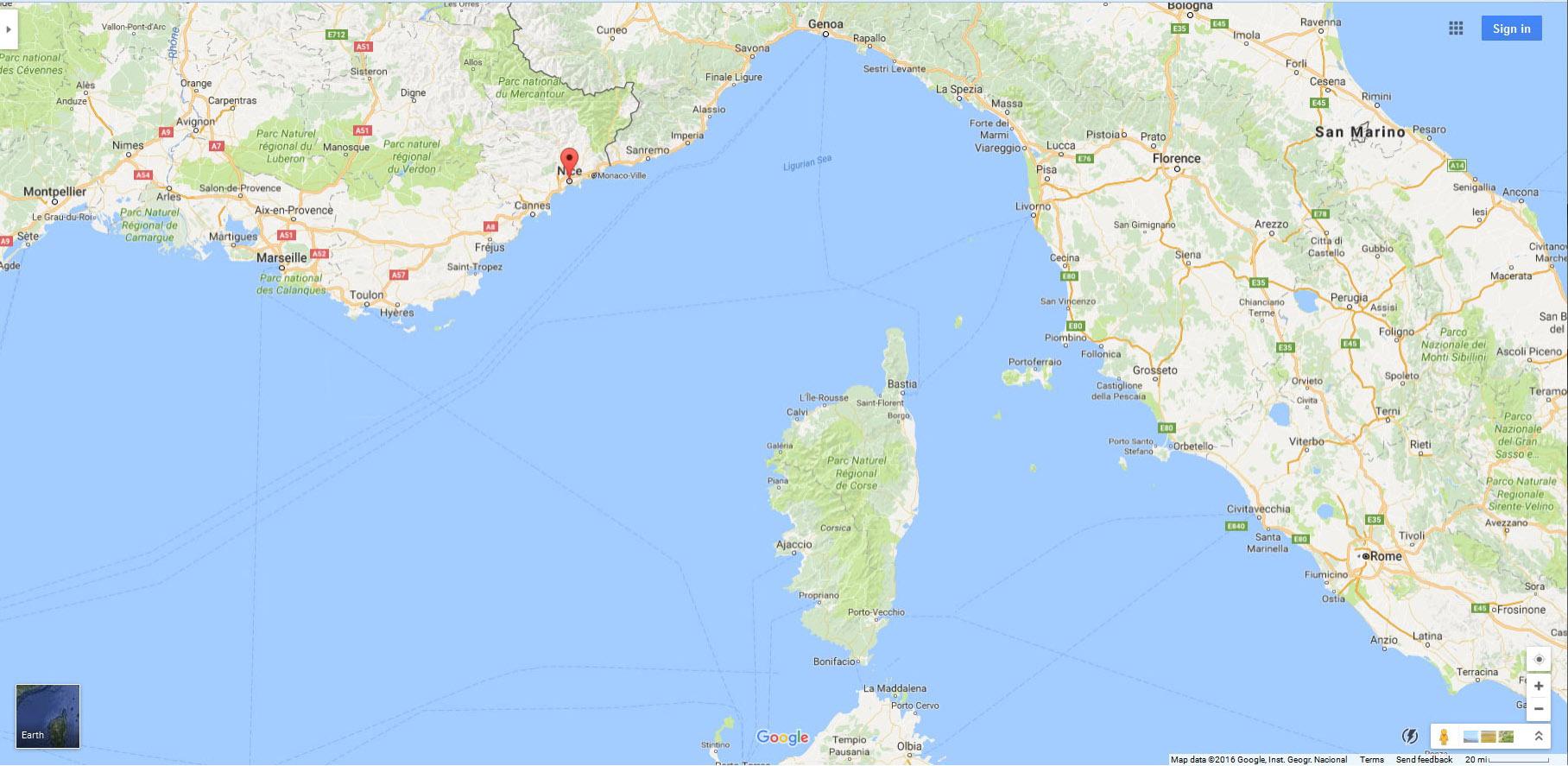 stefano magnanni udine italy map - photo#31